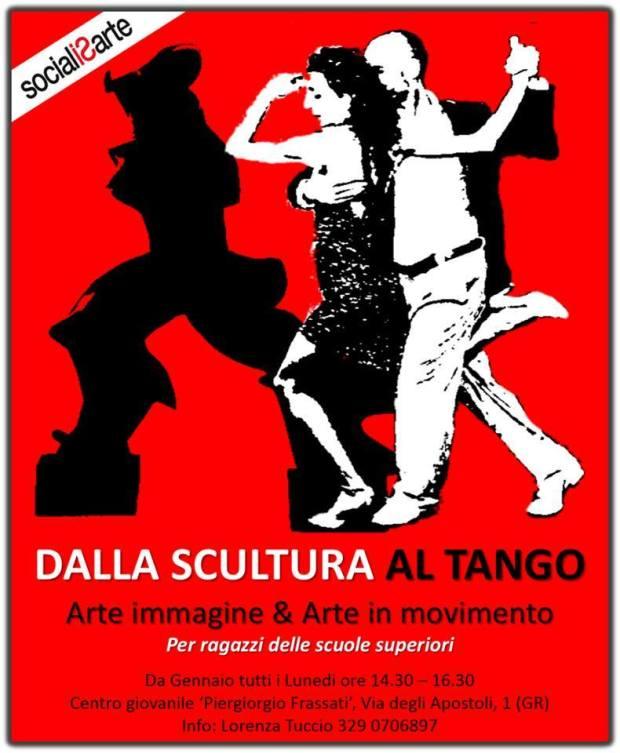 Dalla Scultura al Tango