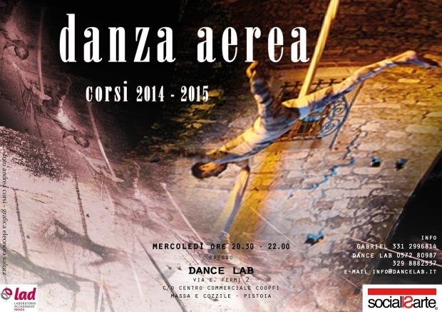 DANZA AEREA 2014-2015