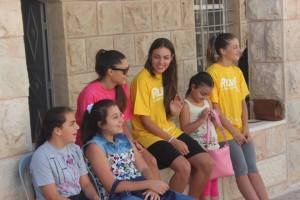 Palestina Summer school 2015